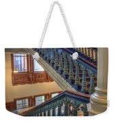 Capitol Stairwell Weekender Tote Bag