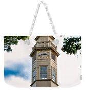 Capitol Time Weekender Tote Bag