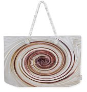 Cappucchino Whip Weekender Tote Bag
