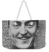 Captain Eddie Rickenbacker Weekender Tote Bag