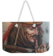 Captain Jack Weekender Tote Bag