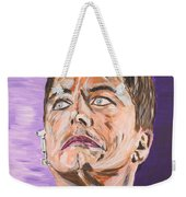 Captain Jack Harkness Weekender Tote Bag