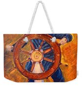 Captian Of The Dawn Weekender Tote Bag