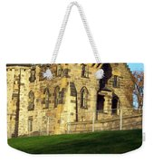 Caption Hill Building Weekender Tote Bag