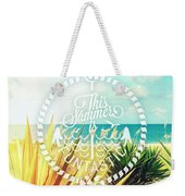 Captiva Island I Weekender Tote Bag