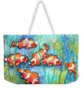 Captivating Clown Fish Weekender Tote Bag