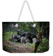 Captivity Is Heartbreaking Weekender Tote Bag