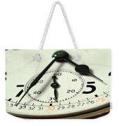 Captured Time Weekender Tote Bag