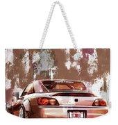 Car 001 Weekender Tote Bag