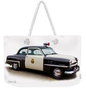 Car 34 Weekender Tote Bag