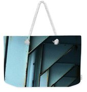 Car Ferry Weekender Tote Bag