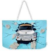 Car Graffiti Weekender Tote Bag