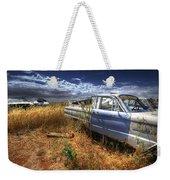 Car Graveyard Weekender Tote Bag