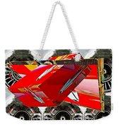 Car Hood As Art Weekender Tote Bag