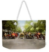 Car - Race - Hold On To Your Hats 1915 Weekender Tote Bag