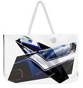 Car Reflection As Art 3 Weekender Tote Bag