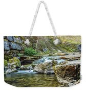 Caradocs Falls 1 Weekender Tote Bag
