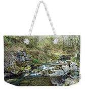 Caradocs Falls 2 Weekender Tote Bag