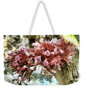 Carambola Flower Weekender Tote Bag