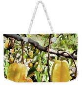 Carambola Fruit On The Tree Weekender Tote Bag