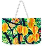 Carambolas Starfruits Weekender Tote Bag