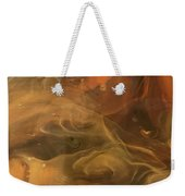Caramel Cream  Weekender Tote Bag
