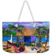 Cara's Island Time Weekender Tote Bag by Patti Schermerhorn