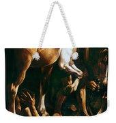 Caravaggio: St. Paul Weekender Tote Bag by Granger