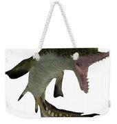 Carboniferous Edestus Shark Weekender Tote Bag