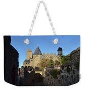 Carcassonne Castle Weekender Tote Bag