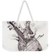 Cardiac Shunt Weekender Tote Bag