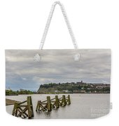 Cardiff Bay Dolphins Weekender Tote Bag