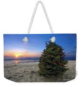 Cardiff Christmas Tree Weekender Tote Bag