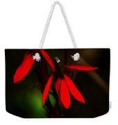 Cardinal  Plant Weekender Tote Bag