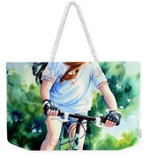 Carefree Summer Day Weekender Tote Bag