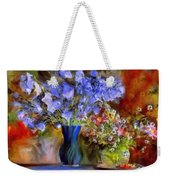 Caress Of Spring - Impressionism Weekender Tote Bag
