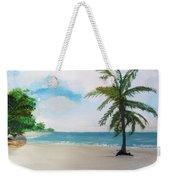 Caribbean Beach Weekender Tote Bag