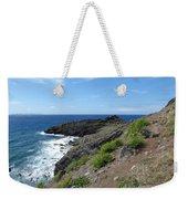 Caribbean Coastal Path Weekender Tote Bag