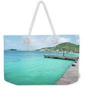 Caribbean Dream Weekender Tote Bag
