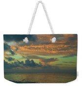 Caribbean Early Sunrise 2 Weekender Tote Bag