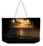 Caribbean Early Sunrise 5 Weekender Tote Bag