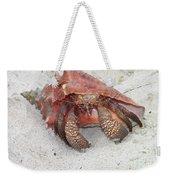 Caribbean Hermit Crab Weekender Tote Bag