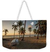Caribbean Life Weekender Tote Bag