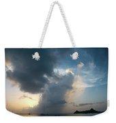 Caribbean Skies And Light 1 Weekender Tote Bag