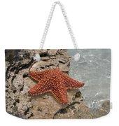 Caribbean Starfish Weekender Tote Bag