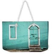 Caribbean Storefront Weekender Tote Bag