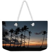 Caribbean Sunrise Weekender Tote Bag
