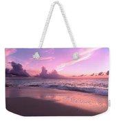 Caribbean Tranquility  Weekender Tote Bag
