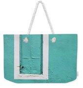 Caribbean Window Weekender Tote Bag
