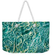 Caribben Waters Weekender Tote Bag
